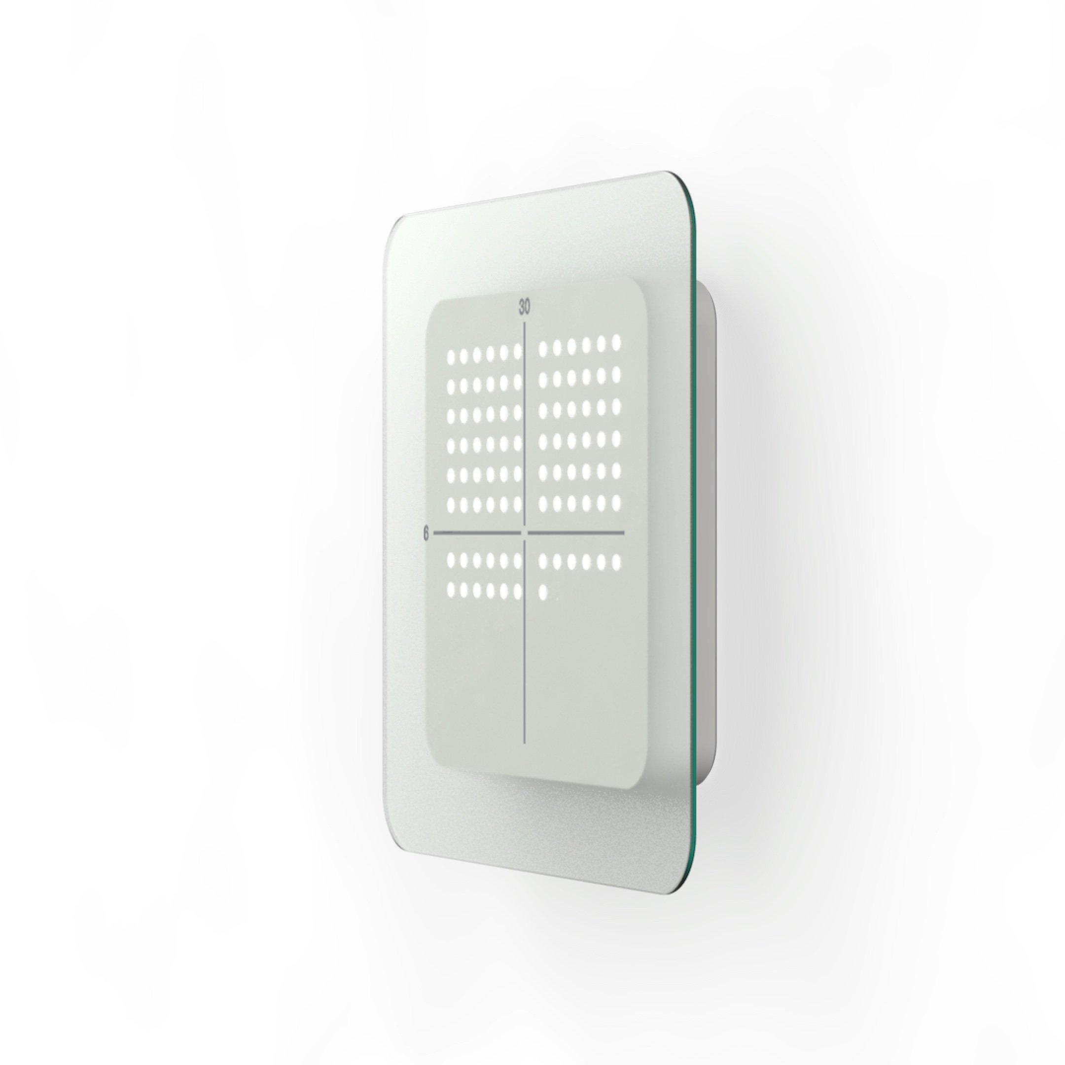 5min clock 時間の表現方法のコンセプト spect design